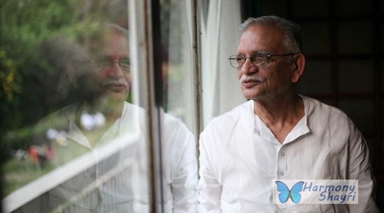 Nazm uljhi hui hai Seene me-Gulzar,Gulzar shayari and hindi